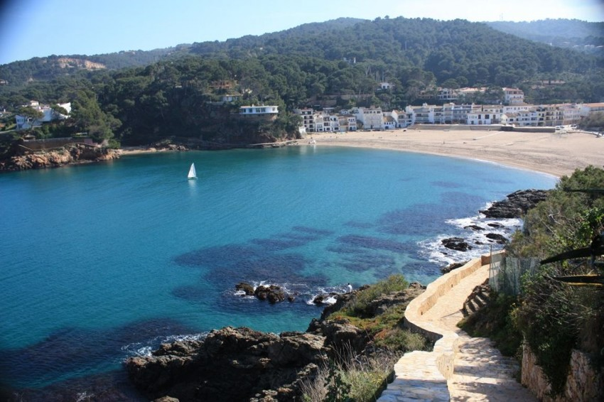 location Begur costa brava
