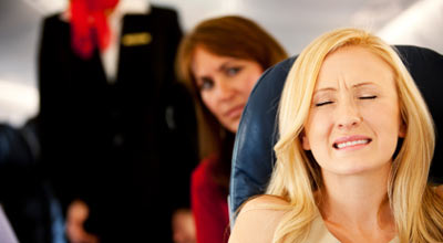 Comment vaincre sa peur de prendre l'avion ?