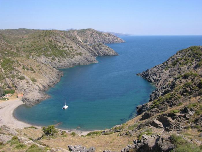 Platja Taballera El Port de la Selva
