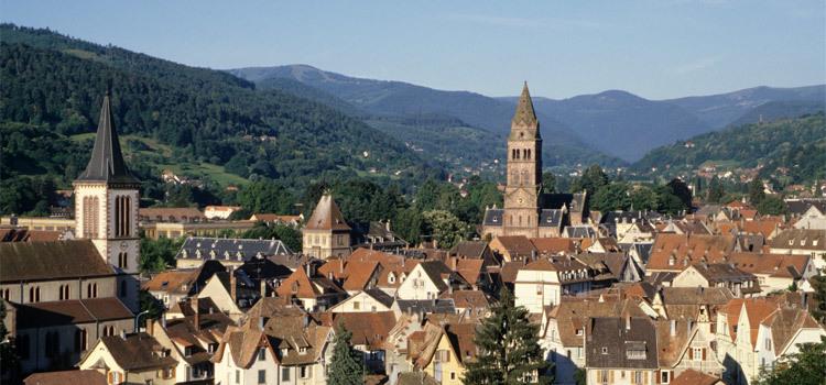 Histoire, patrimoine de l'Alsace et lieux à visiter