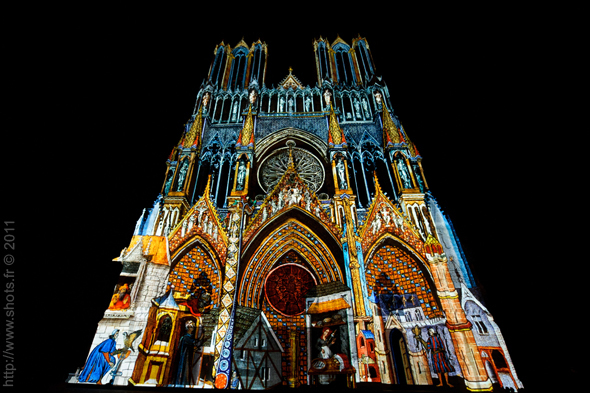 Cathédrale de Notre Dame de Reims