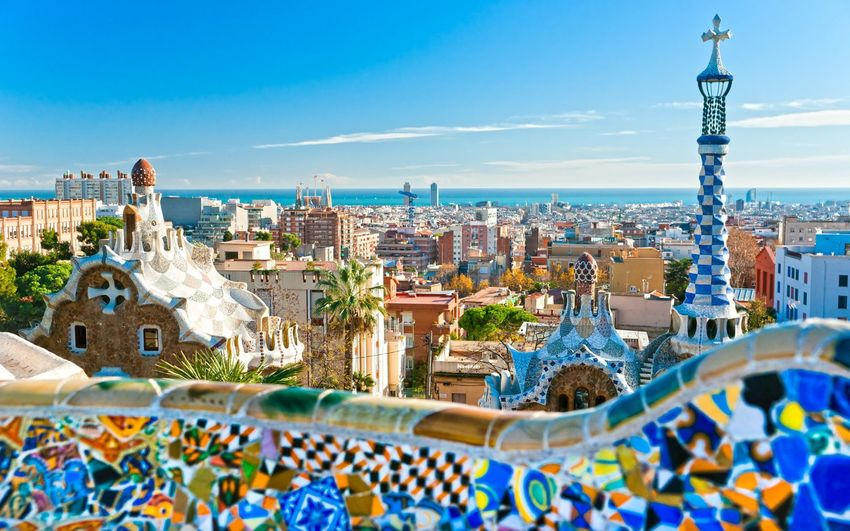 Principales Villes Espagne