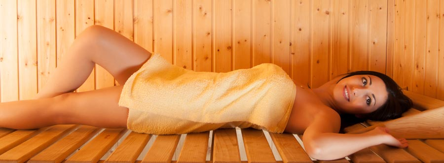 Locationvacances avec sauna