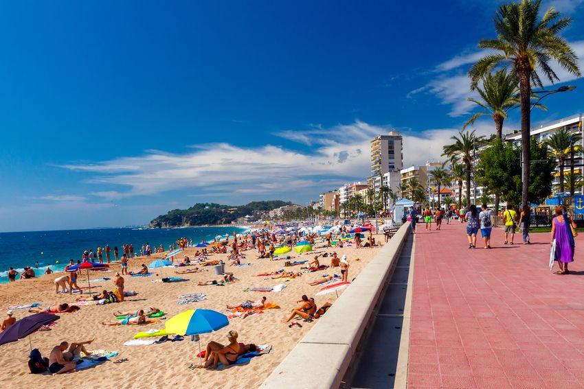 Guide lloret de mar lieux activit s et tourisme sun location - Office tourisme lloret del mar ...