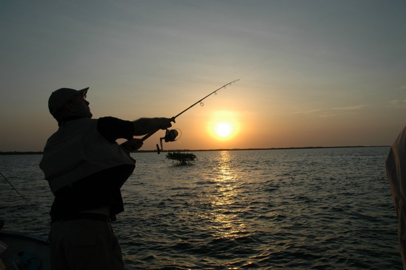 Pêche en corse